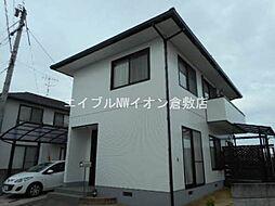 [一戸建] 岡山県倉敷市西阿知町 の賃貸【/】の外観