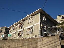 第二稲荷山ハイツ[1階]の外観