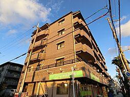 ボー・ドミール南茨木[5階]の外観