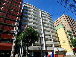 ハニーハイツ三萩野[7階]の外観