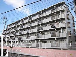 埼玉県さいたま市南区別所3丁目の賃貸マンションの外観