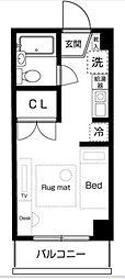 新井ビル[5階]の間取り
