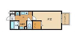 セジュール井原の里B棟[2階]の間取り
