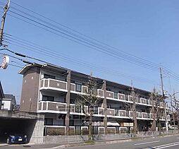 京都府京都市右京区嵯峨広沢南下馬野町の賃貸マンションの外観