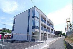 ソレイユ・ルヴァン赤坂[1階]の外観