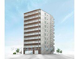 仮)高砂2丁目新築マンション[4階]の外観