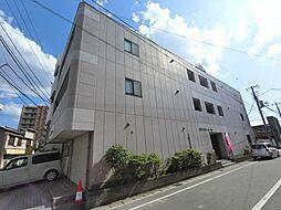 千葉県千葉市中央区今井2丁目の賃貸マンションの外観