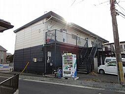 エフシリーズ東富井 B棟[2階]の外観