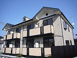 福岡県糟屋郡粕屋町原町3丁目の賃貸アパートの外観