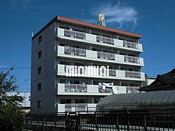 IBハイツ[3階]の外観