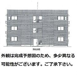 (仮)D-room山本3丁目[3階]の外観