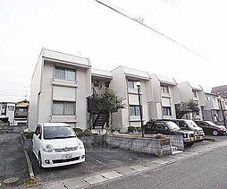 京都府京都市西京区牛ヶ瀬林ノ本町の賃貸アパートの外観