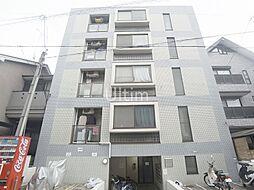 京都府京都市伏見区桃山水野左近西町の賃貸マンションの外観