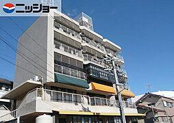 ハイネス四ッ谷[4階]の外観