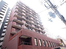 ライオンズマンション三宮[9階]の外観