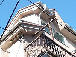 東京都文京区千石4丁目の賃貸アパートの外観