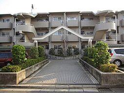 東京都西東京市北町2丁目の賃貸マンションの外観