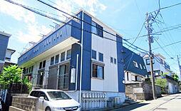 神奈川県横浜市金沢区六浦東3丁目の賃貸アパートの外観