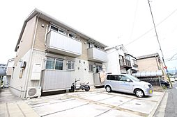 ラムロ吉田[2階]の外観
