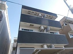 フジパレス黒田VI番館[1階]の外観