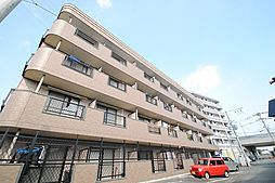 福岡県久留米市津福本町の賃貸マンションの外観