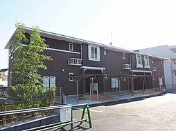 ハーモニーガーデン小文字II[1階]の外観