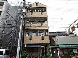 大阪府大阪市都島区都島中通2の賃貸マンションの外観