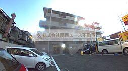 大阪府堺市東区白鷺町1丁の賃貸マンションの外観