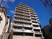 外観(地下2階付10階建てのマンションです。)