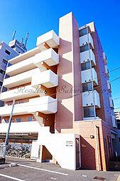 神奈川県大和市桜森2の賃貸マンションの外観