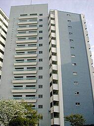 東京都新宿区戸山2丁目の賃貸マンションの外観
