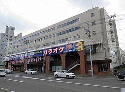 アルファスクエア白石本通[5階]の外観