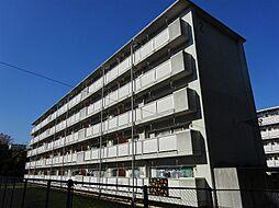 ビレッジハウス直方東 2号棟[505号室]の外観