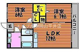 東岡山駅 5.5万円