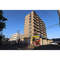 新潟県新潟市中央区本間町3丁目の賃貸マンションの外観