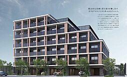 東京都板橋区小豆沢4丁目の賃貸マンションの外観
