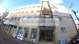 三国ヶ丘マンション[3階]の外観