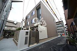 兵庫県神戸市長田区細田町3の賃貸アパートの外観