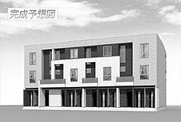 JR山陽本線 岡山駅 バス14分 豊成下車 徒歩6分の賃貸アパート