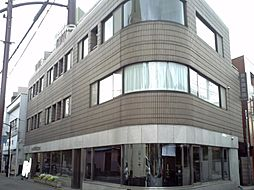 神奈川県川崎市中原区木月1丁目の賃貸マンションの外観