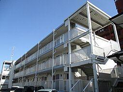 ピースパルマンション[2階]の外観