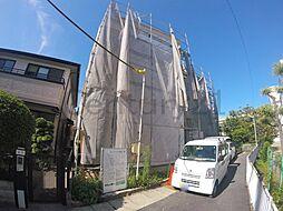 大阪府池田市井口堂3丁目の賃貸アパートの外観