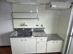 上田マンションのキッチン