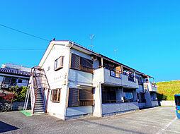 埼玉県志木市上宗岡3丁目の賃貸アパートの外観