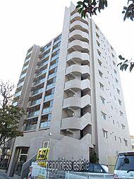 東京都町田市森野1丁目の賃貸マンションの外観