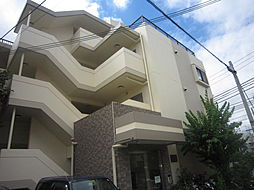 JR東海道本線 住吉駅 4階建[201号室]の外観