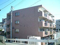 クレストベル[3階]の外観