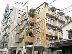 小山利ビル[4階]の外観
