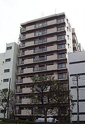 東京都大田区大森本町1の賃貸マンションの外観