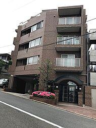 神奈川県横浜市金沢区六浦3丁目の賃貸マンションの外観